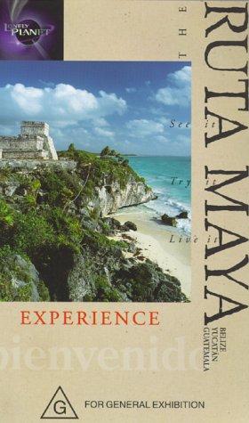 9781563452734: Ruta Maya Experience: Belize, Yucatan & Guatemala [VHS]