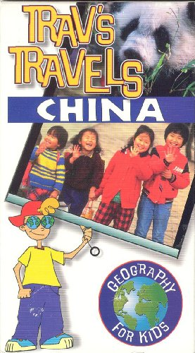 9781563456367: Trav's Travels China Geography for Kids [VHS]