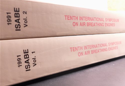 9781563470066: 10th International Symposium on Air Breathing Engines (Isabe) (Conference Proceeding Series)