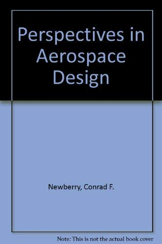 9781563470103: Perspectives in Aerospace Design