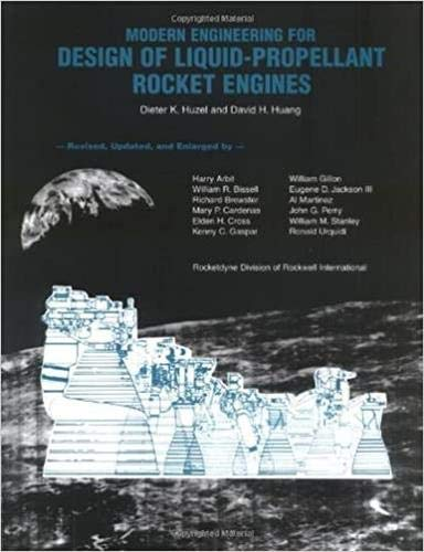 9781563470134: Modern Engineering for Design of Liquid-Propellant Rocket Engines (Progress in Astronautics & Aeronautics)