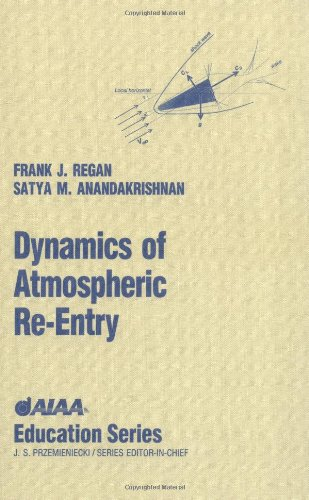 9781563470486: Dynamics of Atmospheric Re-Entry (AIAA Education)