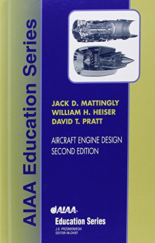 9781563475382: Aircraft Engine Design, Second Edition (AIAA Education Series)
