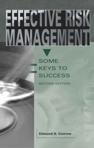9781563475818: Effective Risk Management (Library of Flight)