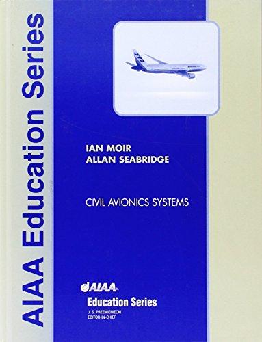 9781563475894: Civil Avionics Systems (AIAA Education Series)