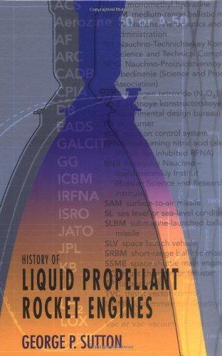 9781563476495: History of Liquid Propellant Rocket Engines (Library of Flight)