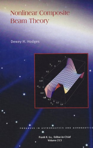 9781563476976: Nonlinear Composite Beam Theory for Engineers (Progress in Astronautics and Aeronautics)