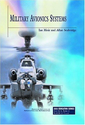 9781563478338: Military Avionics Systems (AIAA Education Series)