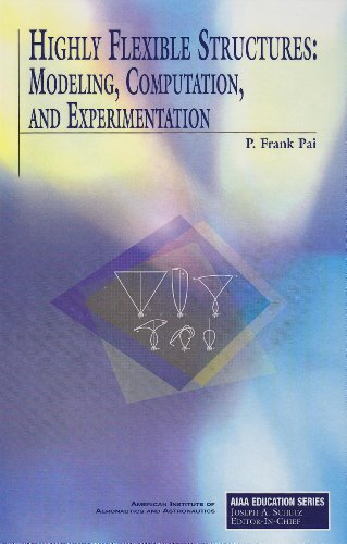 9781563479175: Highly Flexible Structures: Modeling, Computation, and Experimentation (Aiaa Education Series)