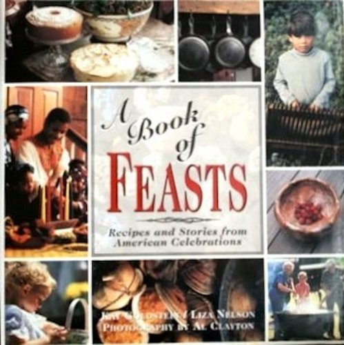 Bk Of Feasts: Kay Goldstein