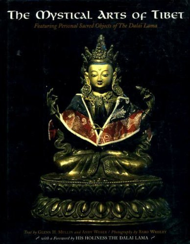 9781563523526: The Mystical Arts of Tibet: Featuring Personal Sacred Objects of H.H. the Dalai Lama