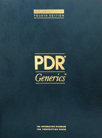 9781563632532: Pdr Generics