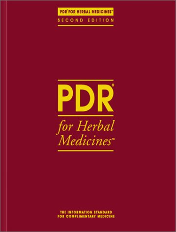 9781563633614: PDR for Herbal Medicines