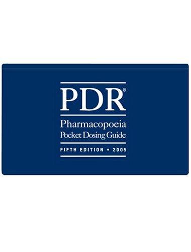 9781563635045: PDR Pharmacopoeia Pocket Dosing Guide (Physicians' Desk Reference Pharmacopoeia Pocket Dosing Guide)