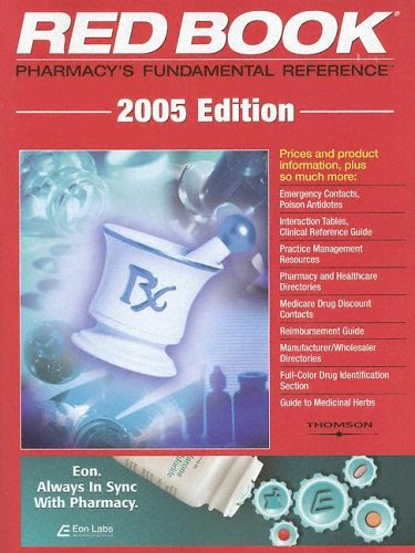 Red Book (Red Book: Pharmacy's Fundamental Reference): Red Book