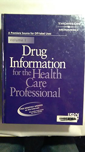 9781563635144: USP DI Volume 1 Drug Information for the Healthcare Professional (USP DI: v.1 Drug Information for the Health Care Professional)