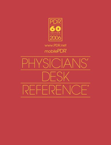 9781563635267: Physician's Desk Reference (PDR) 2006