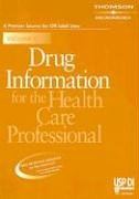 9781563635397: Drug Information for the Health Care Professional: 1 (Usp Di Vol 1: Drug Information for the Health Care Professional)