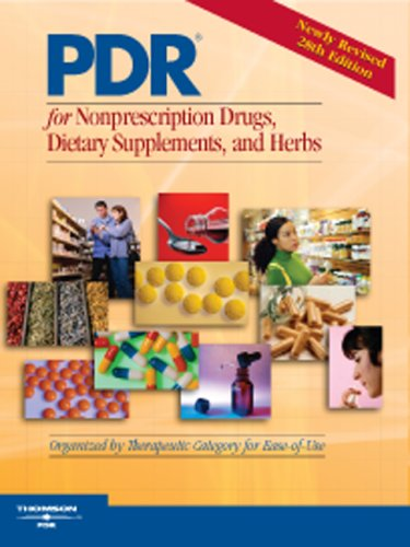 9781563635700: PDR for Nonprescription Drugs, Dietary Supplements, and Herbs (Physicians' Desk Reference for Nonprescripton Drugs, Dietary Supplements & Herbs)