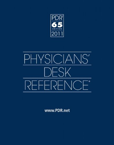 9781563637810: Physicians' Desk Reference 2011