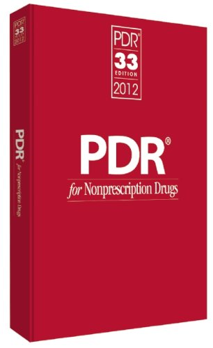 PDR For Nonprescription Drugs, 33rd Edition (Physiciansu0027: PDR Staff