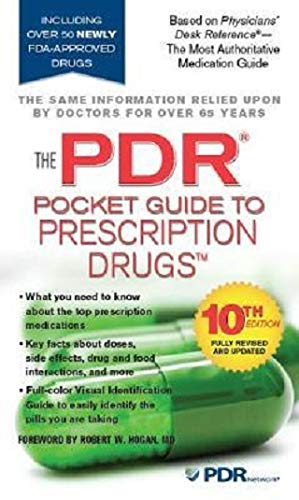 9781563638152: The PDR Pocket Guide to Prescription Drugs
