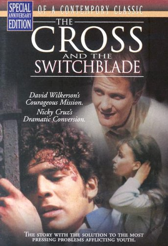 9781563646294: Cross & The Switchblade [Import anglais]