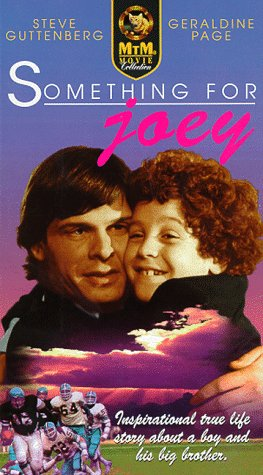 9781563649905: Something for Joey [VHS]