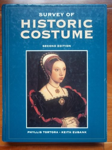 9781563670039: Survey of Historic Costume: A History of Western Dress