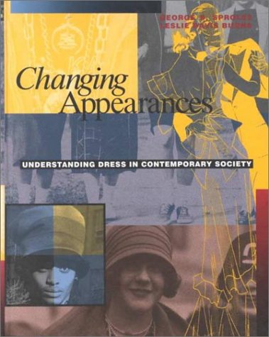 9781563670145: Changing Appearances: Understanding Dress in Contemporary Society