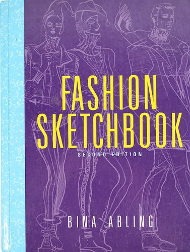 Fashion Sketchbook: Bina Abling