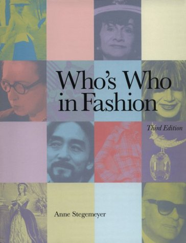 9781563670404: Who's Who in Fashion