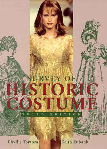 9781563671425: Survey of Historic Costume: A History of Western Dress