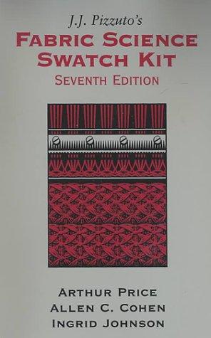 9781563671616: Fabric Science Swatch Kit