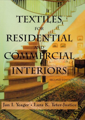 9781563671784: Textiles for Residential & Commercial Interiors