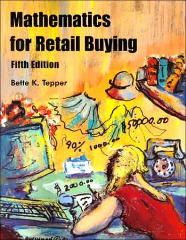 9781563671951: Mathematics for Retail Buying