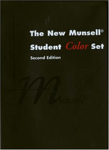 9781563672002: The New Munsell Student Color Set