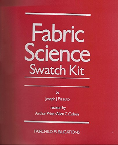 9781563672484: J. J. Pizzuto's Fabric Science Swatch Kit: Seventh Edition