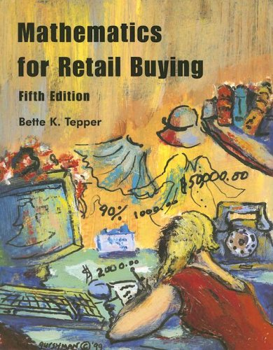 9781563672934: Mathematics for Retail Buying