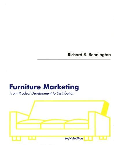 9781563673016: Furniture Marketing: From Product Development to Distribution