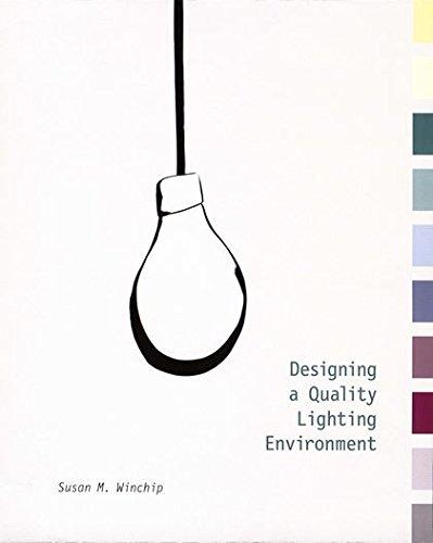 Designing a Quality Lighting Environment: Susan M. Winchip