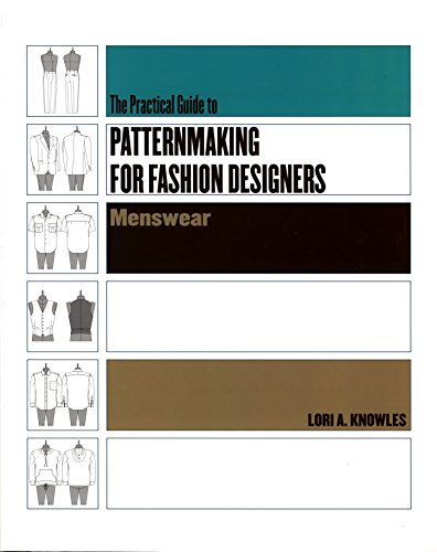 9781563673290: Practical Guide to Patternmaking for Fashion Designers: Menswear