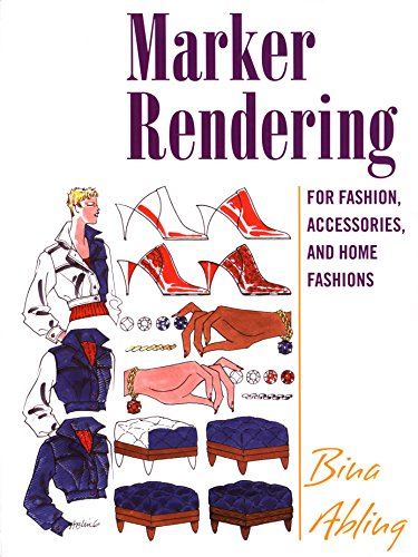 9781563673603: Marker Rendering for Fashion, Accessories, and Home Fashion