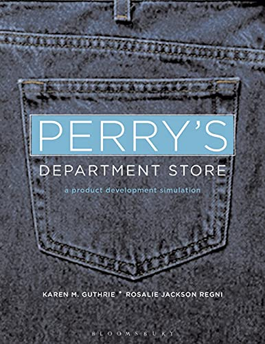 9781563673771: Perry's Department Store: A Product Development Simulation