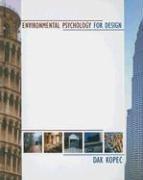 9781563674242: Environmental Psychology for Design