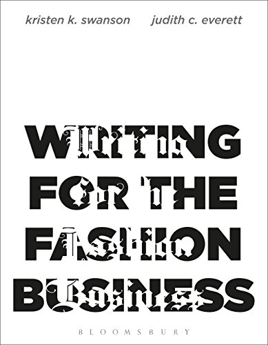 9781563674396: Writing for the Fashion Business