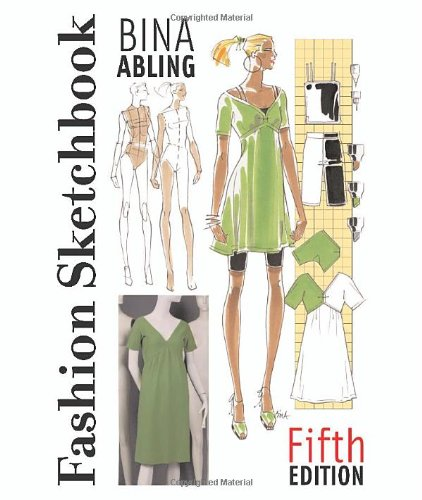 9781563674471: Fashion Sketchbook (5th Edition)