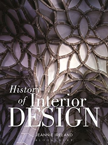 History of Interior Design: Jeannie Ireland