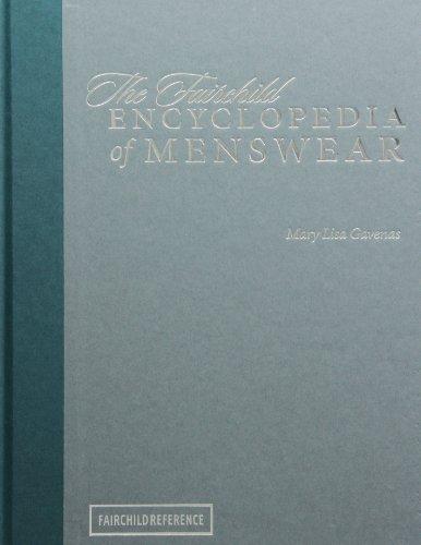 The Fairchild Encyclopedia of Menswear: Gavenas, Mary Lisa