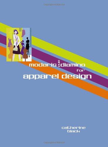 9781563674662: Modaris, Diamino & JustPrint for Apparel Design